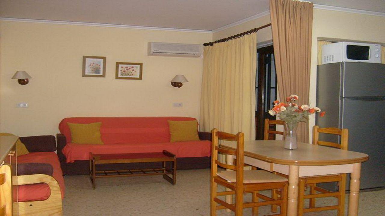 Апартаменты в Дении, Испания, 26 м2 - фото 1