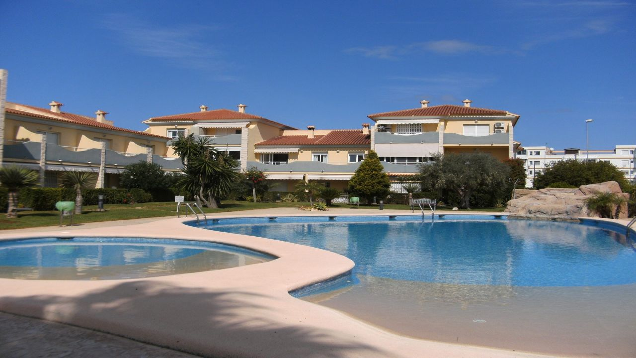 Апартаменты в Дении, Испания, 110 м2 - фото 1