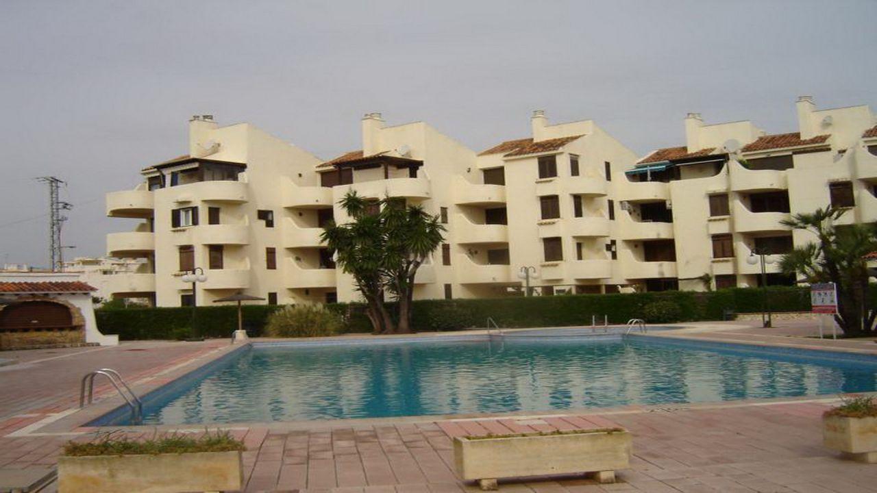 Апартаменты в Дении, Испания, 60 м2 - фото 1