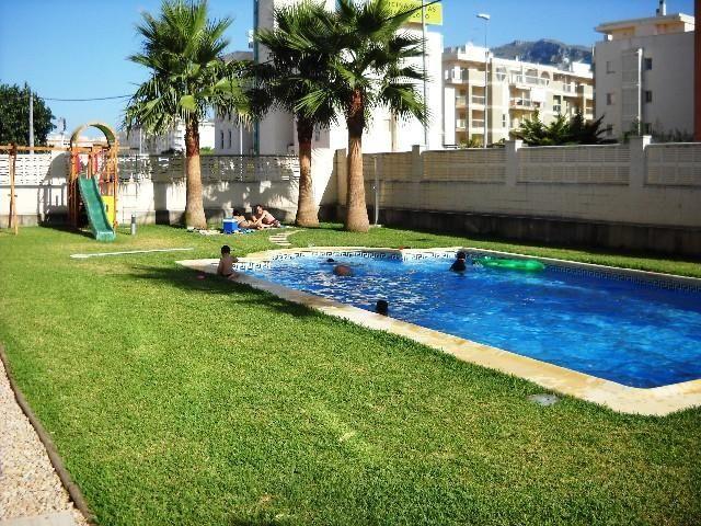 Апартаменты в Дении, Испания, 58 м2 - фото 1