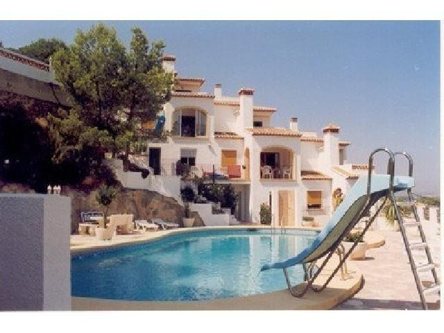 Апартаменты в Дении, Испания, 89 м2 - фото 1