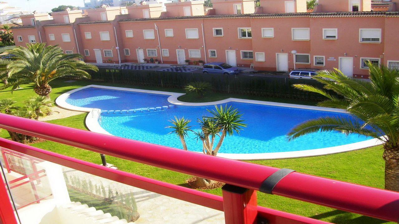 Апартаменты в Дении, Испания, 150 м2 - фото 1