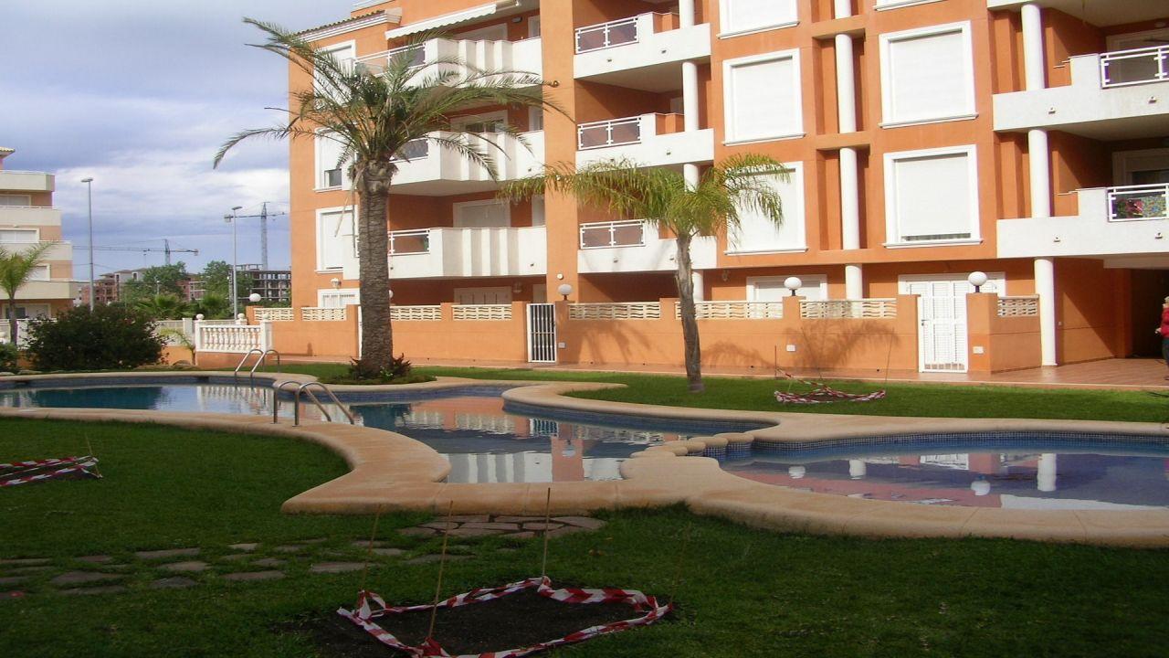 Апартаменты в Дении, Испания, 88 м2 - фото 1