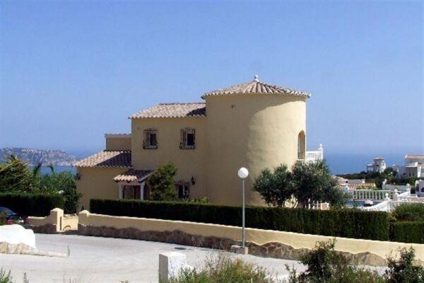 Вилла в Морайре, Испания, 156 м2 - фото 1
