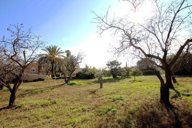 Земля в Хавее, Испания, 2495 м2 - фото 1