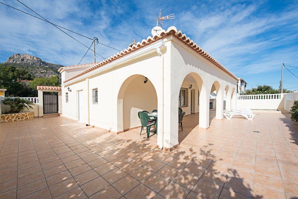 Вилла в Кальпе, Испания, 120 м2 - фото 1