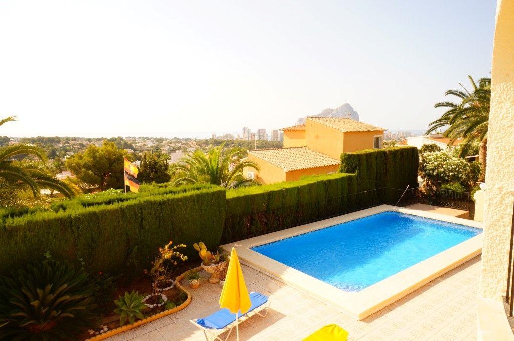 Продажа недвижимости в кальпе испания