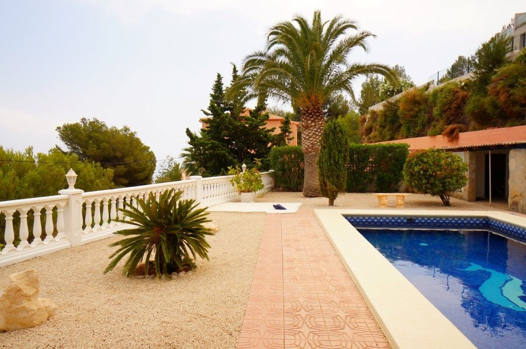Вилла в Кальпе, Испания, 90 м2 - фото 1