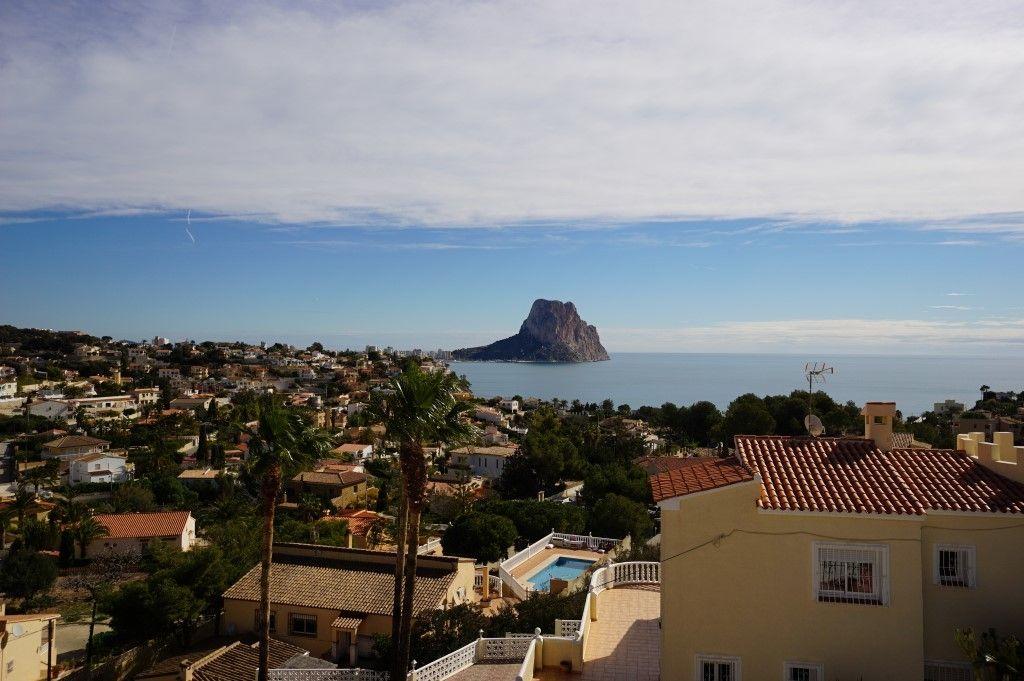 Вилла в Кальпе, Испания, 863 м2 - фото 1