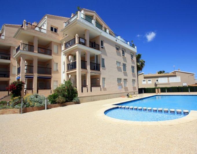 Апартаменты в Дении, Испания, 115 м2 - фото 1
