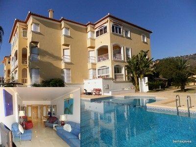 Апартаменты в Хавее, Испания, 134 м2 - фото 1