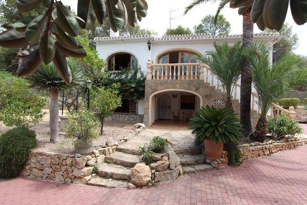 Вилла в Хавее, Испания, 1503 м2 - фото 1