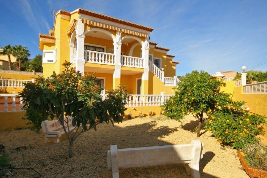Вилла в Кальпе, Испания - фото 1