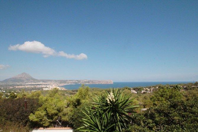 Вилла в Хавее, Испания, 1000 м2 - фото 1
