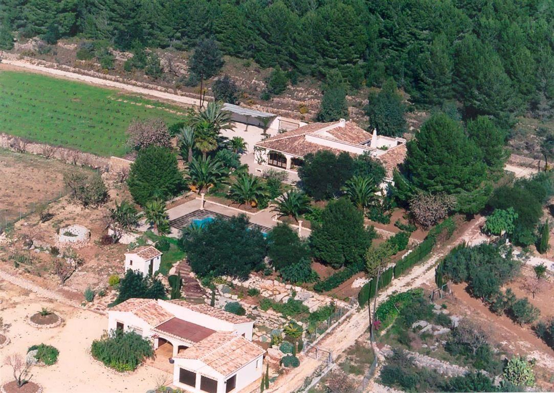 Вилла в Хавее, Испания, 350 м2 - фото 1