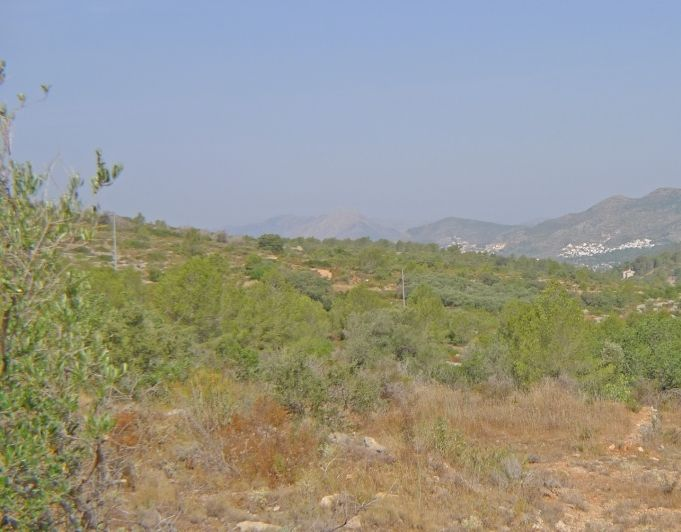 Земля в Бенисе, Испания, 24281 м2 - фото 1