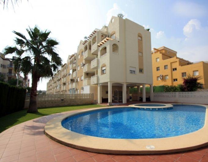 Апартаменты в Дении, Испания, 52 м2 - фото 1