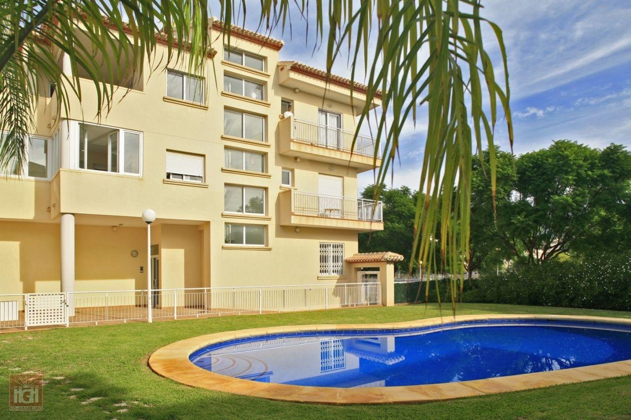 Апартаменты в Хавее, Испания, 228 м2 - фото 1