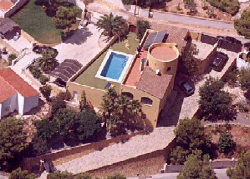 Вилла в Альтеа, Испания - фото 1