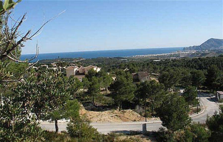 Земля в Альтеа, Испания - фото 1