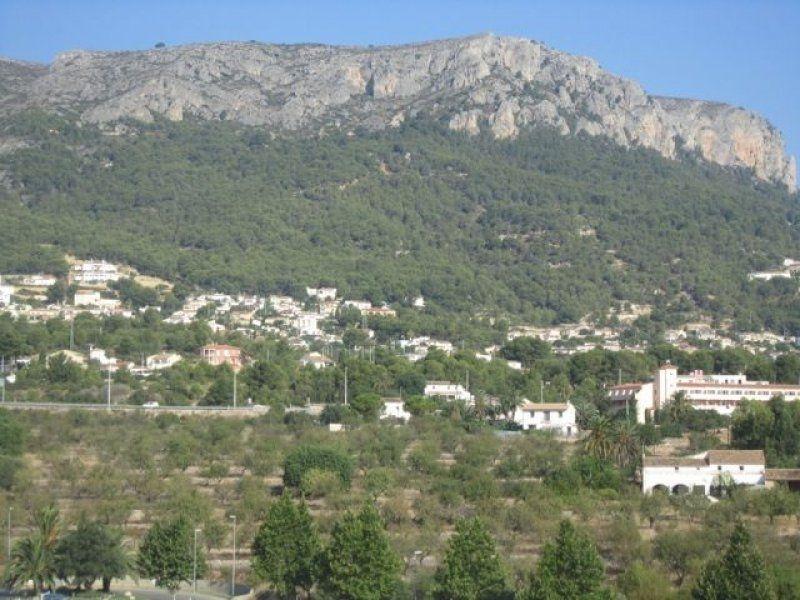 Пентхаус в Кальпе, Испания - фото 1