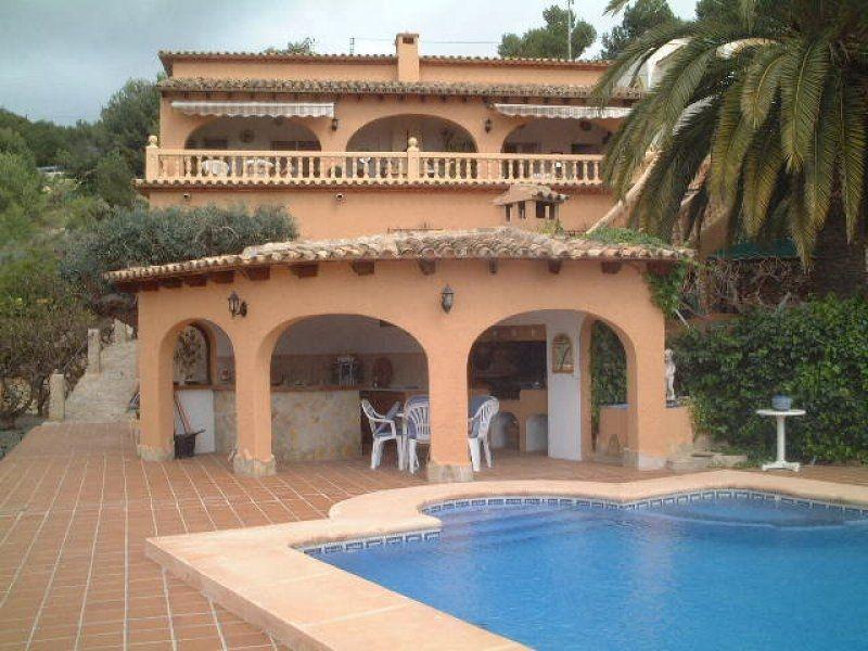 Вилла в Бенисе, Испания - фото 1