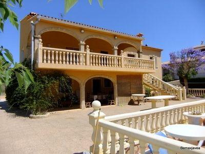 Вилла в Хавее, Испания, 1700 м2 - фото 1