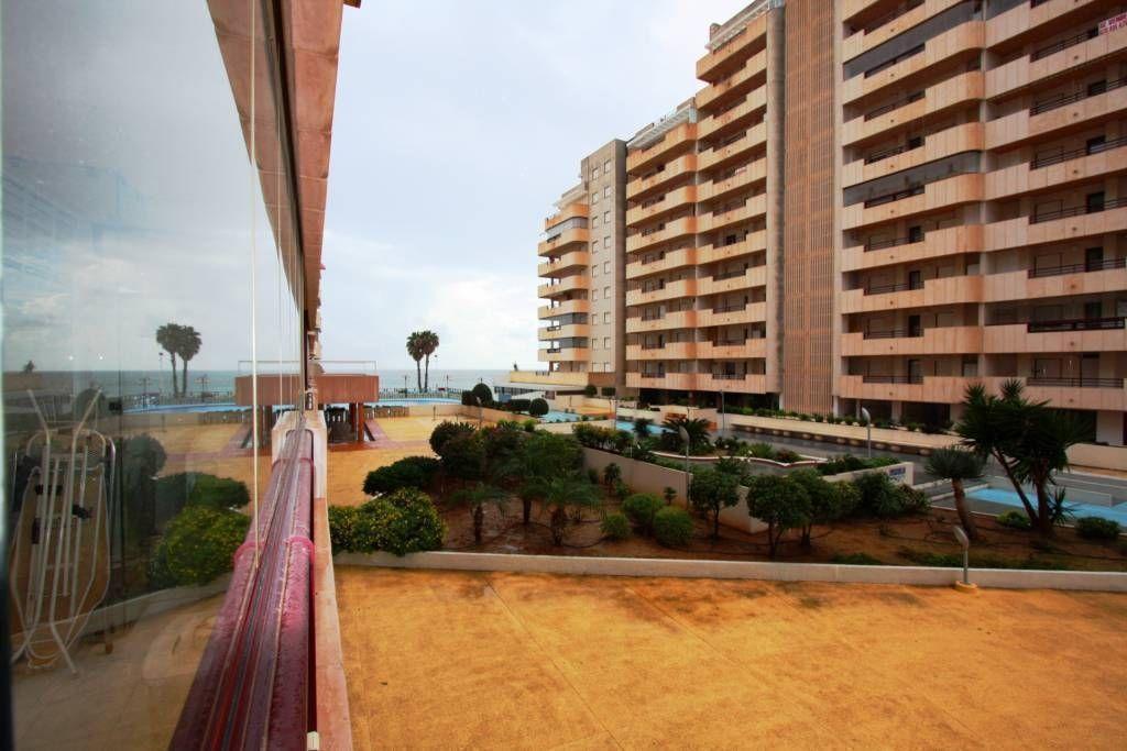 Апартаменты в Кальпе, Испания, 38 м2 - фото 1