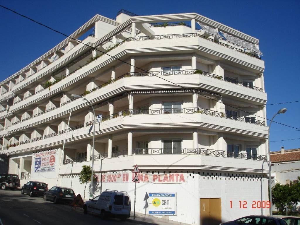 Апартаменты в Кальпе, Испания, 88 м2 - фото 1