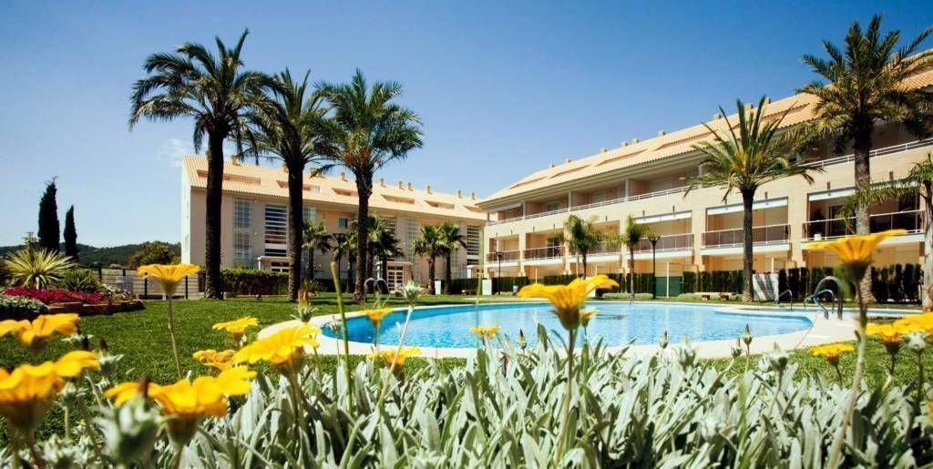 Апартаменты на Коста-Бланка, Испания, 120 м2 - фото 1