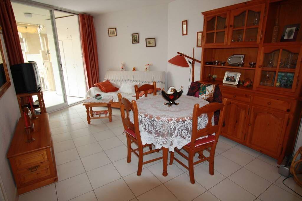 Апартаменты в Кальпе, Испания, 40 м2 - фото 1