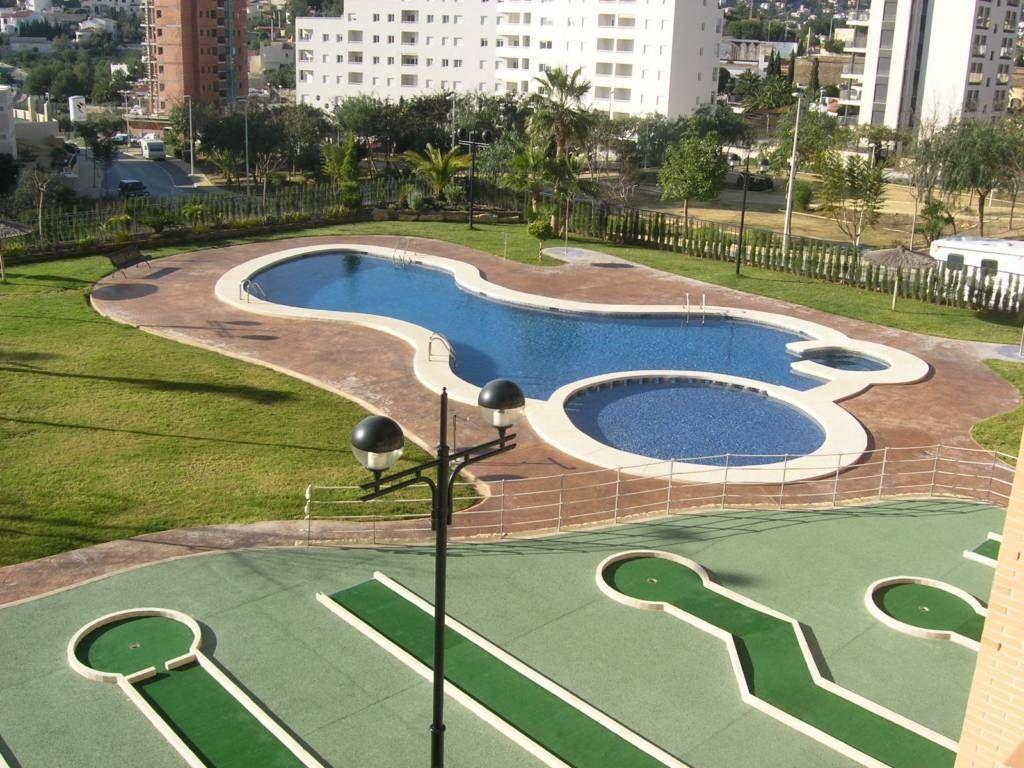Апартаменты в Кальпе, Испания, 127 м2 - фото 1