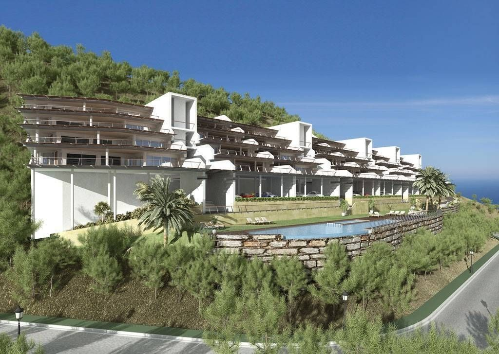 Апартаменты в Альтеа, Испания, 145 м2 - фото 1