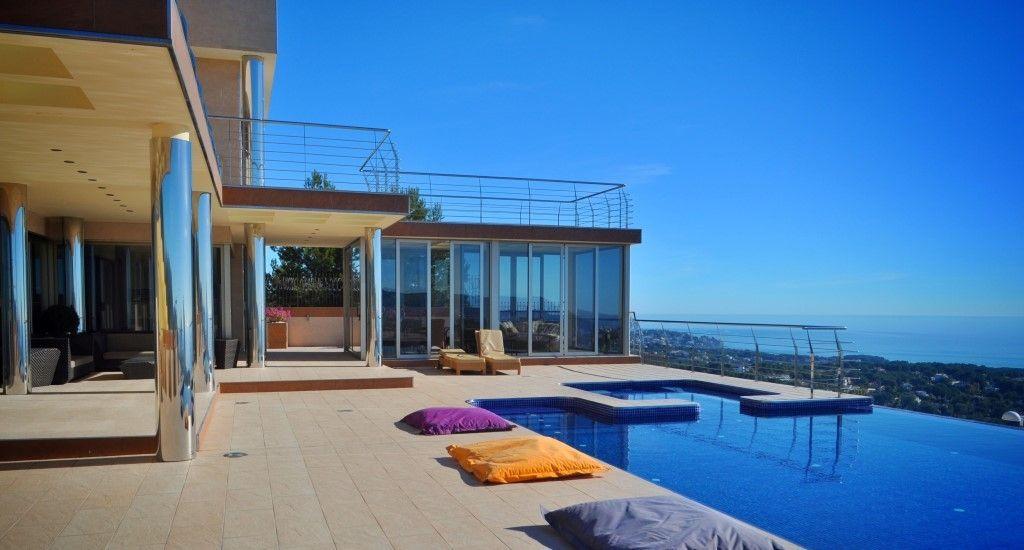 Купить виллу в испании коста бланка недвижимость