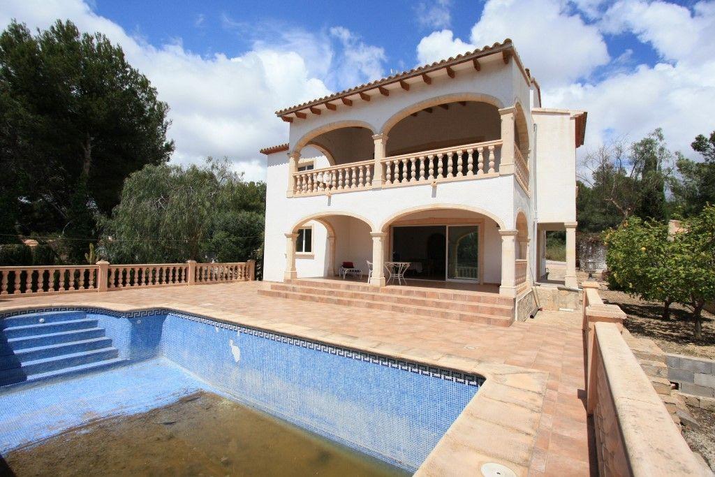 Вилла в Бенисе, Испания, 224 м2 - фото 1