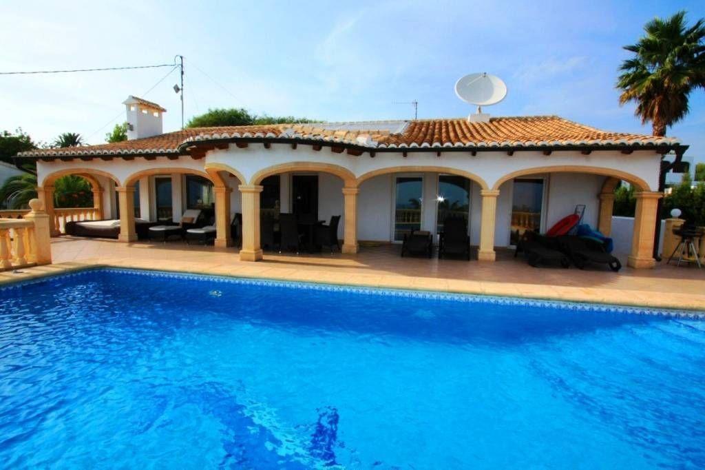 Цены на недвижимость в испании кальпе