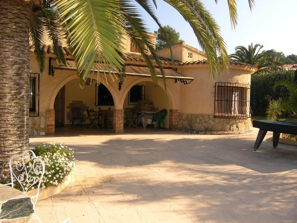 Вилла в Кальпе, Испания, 142 м2 - фото 1