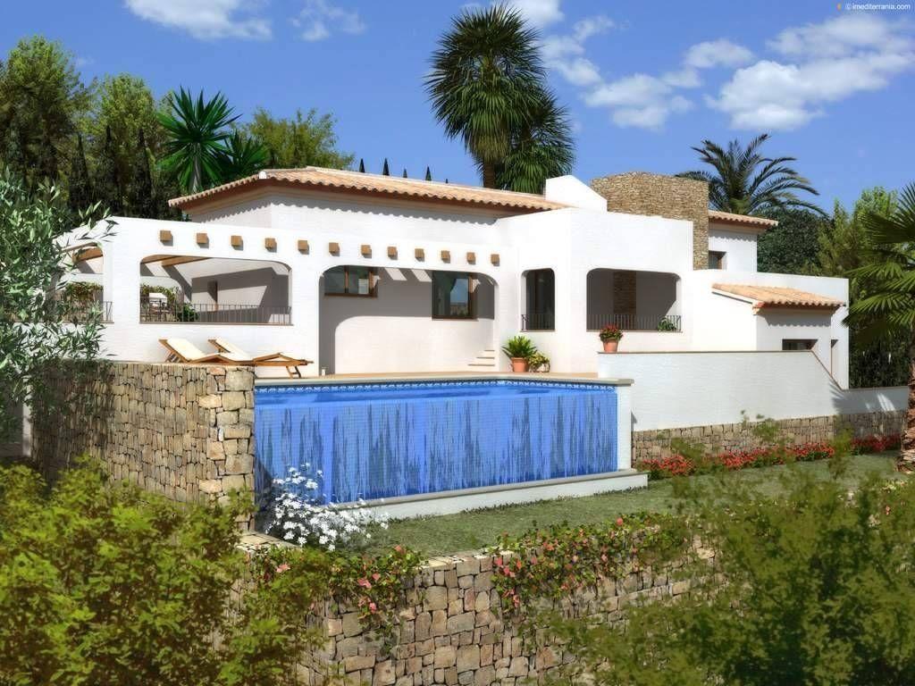Вилла в Хавее, Испания, 221 м2 - фото 1