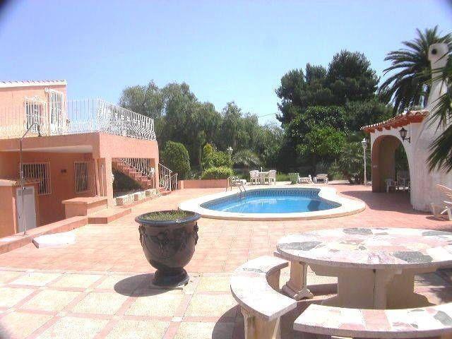 Вилла в Бенисе, Испания, 328 м2 - фото 1