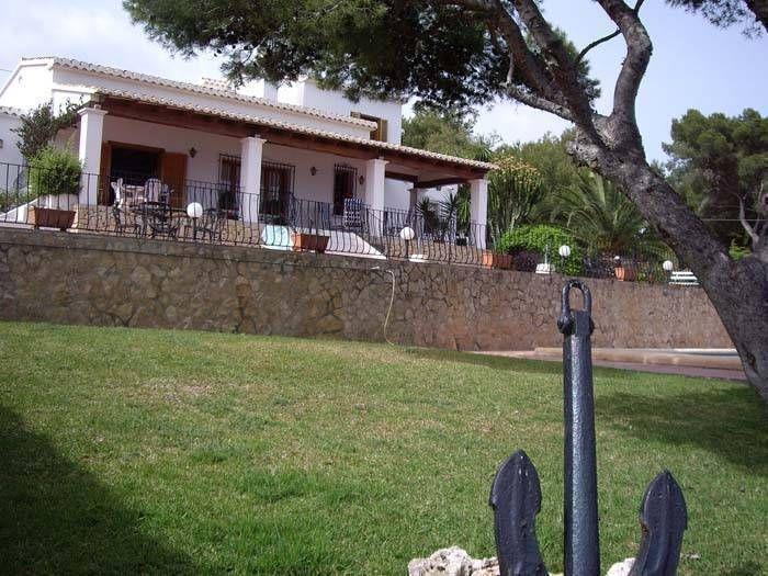 Вилла в Морайре, Испания, 340 м2 - фото 1