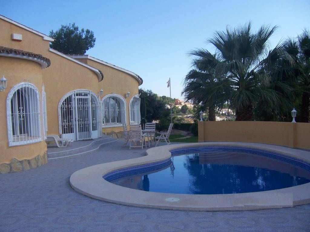 Куплю дом в испании коста бланка фото
