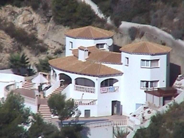 Вилла в Морайре, Испания, 872 м2 - фото 1