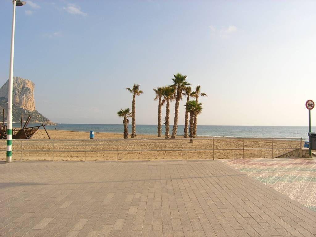 Земля в Кальпе, Испания, 680 м2 - фото 1