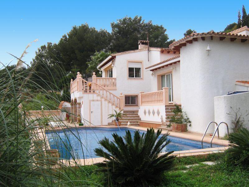 Вилла в Алькалали, Испания, 1070 м2 - фото 1