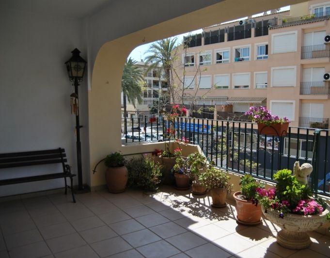 Апартаменты в Морайре, Испания, 110 м2 - фото 1