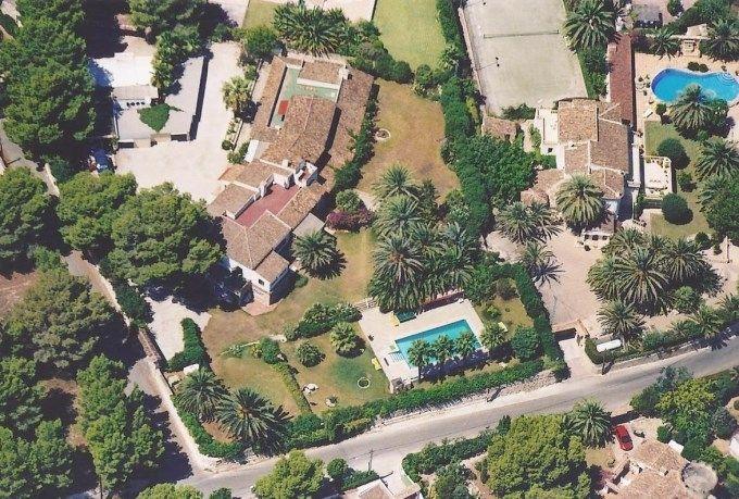 Вилла в Хавее, Испания, 1100 м2 - фото 1