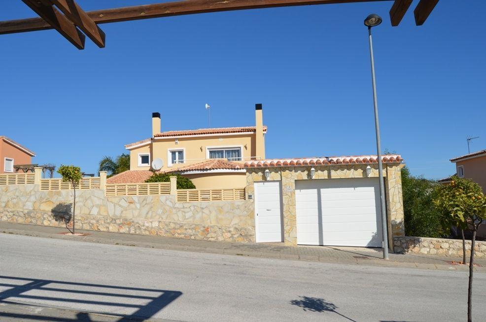 Вилла в Гата-де-Горгос, Испания, 800 м2 - фото 1