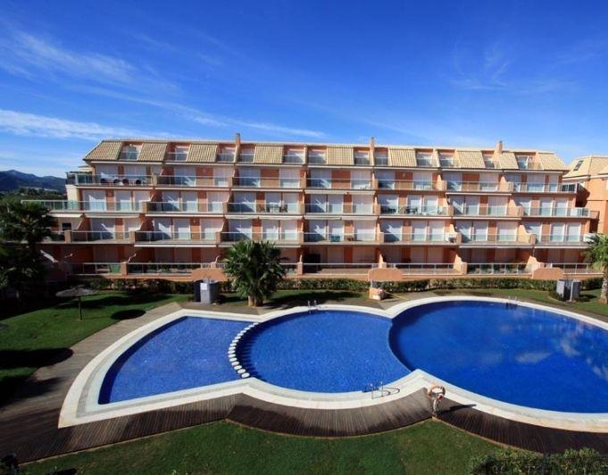 Апартаменты в Дении, Испания, 78 м2 - фото 1