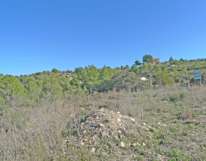 Земля в Халоне, Испания, 10670 м2 - фото 1