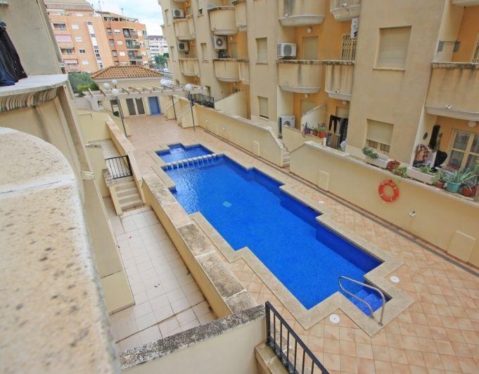 Апартаменты в Дении, Испания, 125 м2 - фото 1